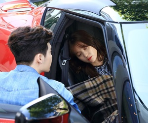 kdrama, love, and w two worlds image