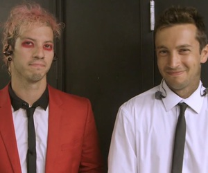 twenty one pilots, tøp, and adorable image