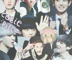 Collage, exo, and chanyeol image