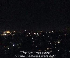 quotes, paper towns, and memories image