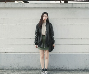 girl, shoes, and korea style image