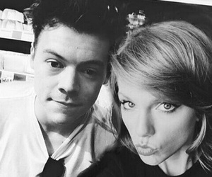 couple, taylorswift, and haylor image