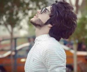 arab, handsome, and men image