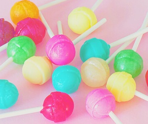 lollypops colors image