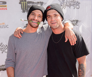 tyler posey and jesse posey image