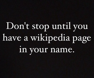 motivation, quotes, and wikipedia image