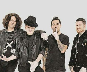 FOB, fall out boy, and patrick stump image