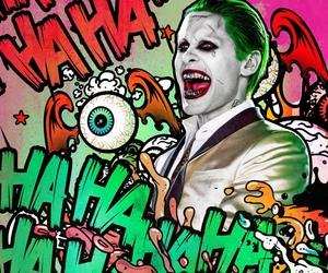 suicide squad, joker, and jared leto image