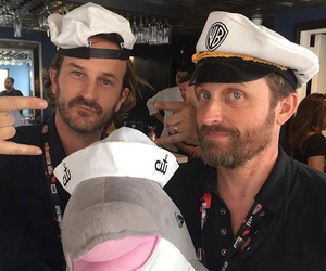 supernatural, rob benedict, and spn image