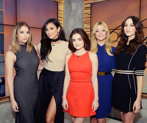 girls, people, and lucy hale image