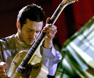 John Frusciante, red hot chili peppers, and guitar image