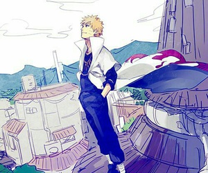 naruto, anime, and hokage image