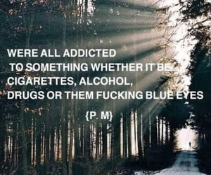 addicted, alcohol, and blue image