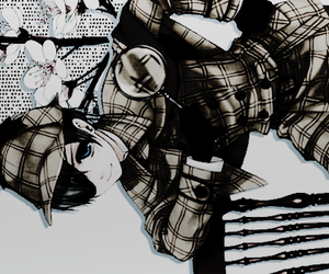 anime, kuroshitsuji, and manga boy image