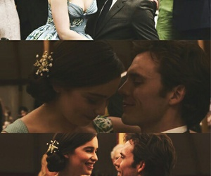 me before you, love, and book image