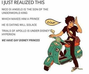 pjo, demigods, and willsolace image