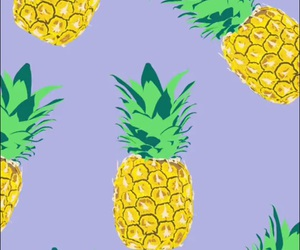 pineapple, wallpaper, and summer image