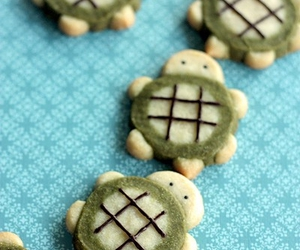 turtle and Cookies image