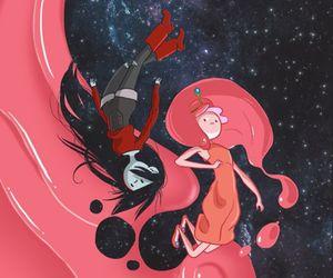 marceline and princess bubblegum image