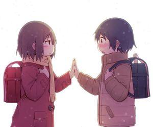 anime and boku dake ga inai machi image