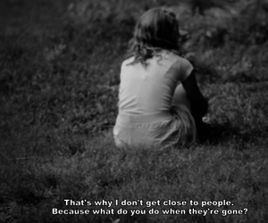 quote, people, and sad image
