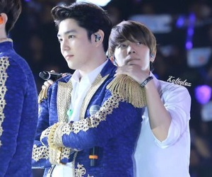 donghae, SJ, and youngwoon image