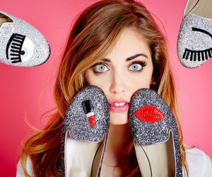 chiara ferragni and fashion image