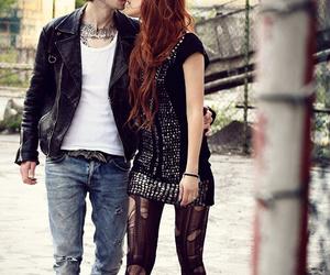 alternative, red hair, and alternative girl image