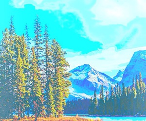 background, natural, and blue image