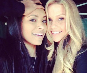 kat graham, claire holt, and the vampire diaries image