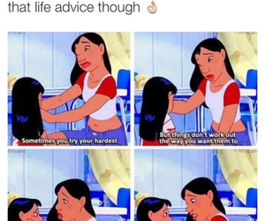 disney, quote, and life image