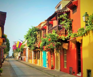 awesome, colombia, and colours image