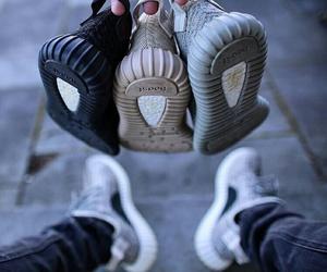 adidas, burger, and clothes image