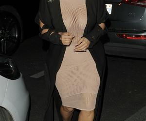 kim kardashian, sexy, and wow image
