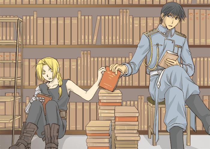 anime, art, and fullmetal alchemist image