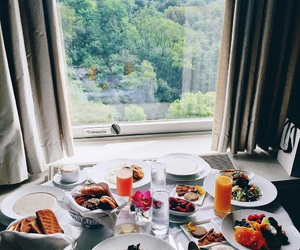 food, beautiful, and breakfast image