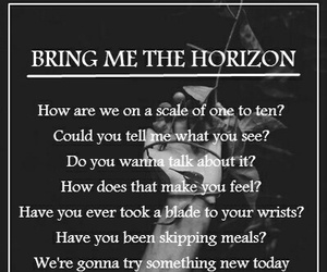 alternative, background, and bmth image