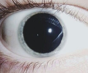 alternative, cool, and eye image