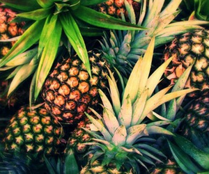 pineapple, fruit, and header image