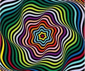 colourful, epic, and optic image