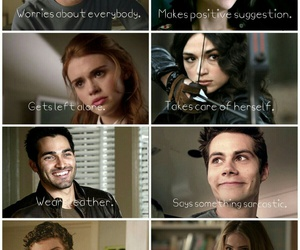 tyler posey, tyler hoechlin, and holland roden image