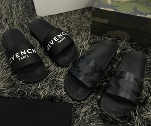 Givenchy and sandals image