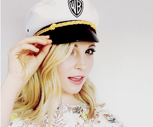 candice accola and sdcc2016 image