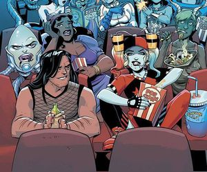 harley quinn, DC, and dc comics image