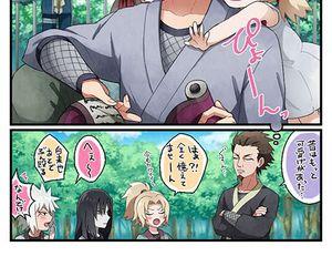 orochimaru and jiraiya image