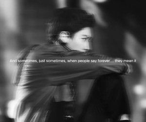 exo, kpop, and quote image