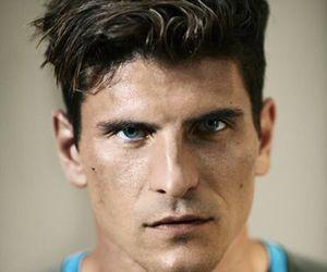 mario gomez, allemagne, and footballeur image