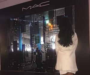 girl, fashion, and mac image