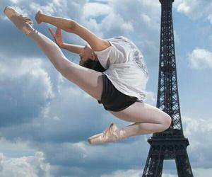 paris, ballet, and dance image
