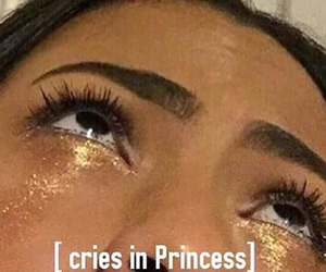 princess, cry, and funny image